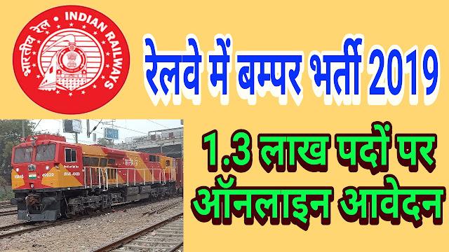 Railway recruitment 2019, Sahi Jankari,