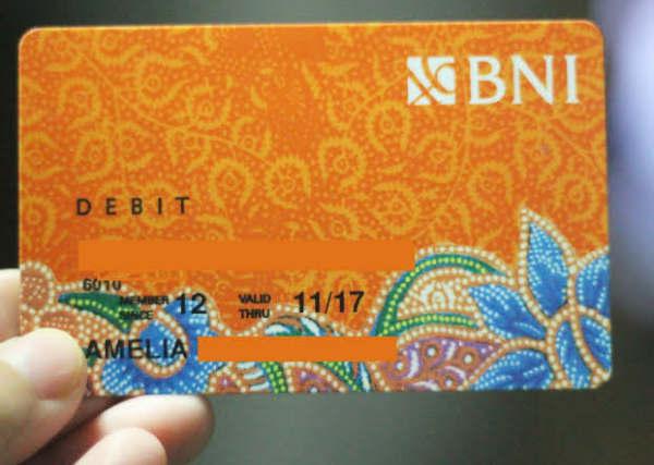 Ganti PIN ATM BNI Harus Bawa Buku Tabungan
