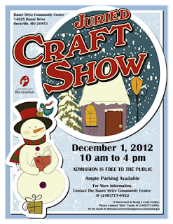 Bauer Drive Community Center Craft Show