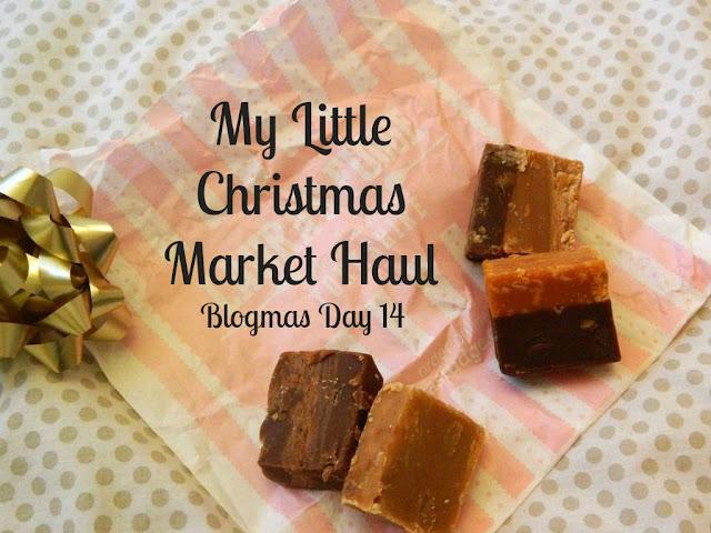 Manchester Christmas Markets Haul