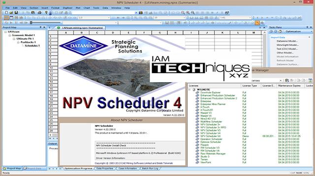 NPV Scheduler v4.22 x64