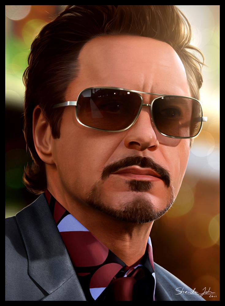 Crazeemen Hansome Actor Robert John Downey Jr Different