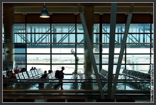Aeropuerto Barajas (Madrid)