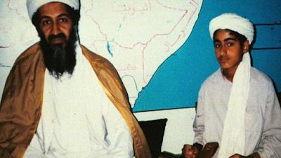 حهمزهی كوڕی ئوسامه بن لادن خۆی بۆ سهركرایهتی گرووپێكی تیرۆریست ئاماده دهكات