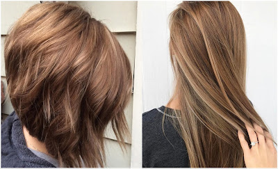 Hair Color Light Brown - List of Blond and Brown Hair Color for All Skin Types