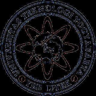 Logo UTY Hitam Putih