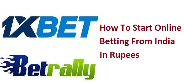 How to start online betting from India in rupees
