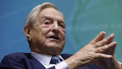 El multimillonario estadounidense George Soros.
