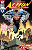 DC Renascimento: Action Comics #1001