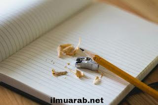 kata kerja bahasa arab tentang sekolah