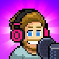 PewDiePie's Tuber Simulator MOD APK + DATA Unlimited Money Bux