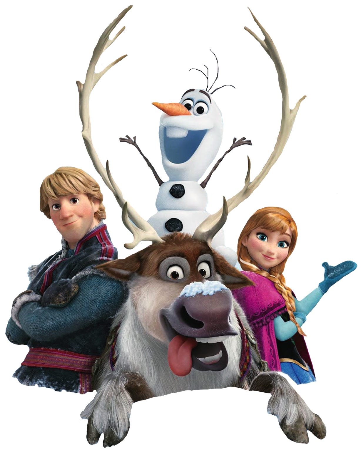 Frozen Clipart. | Oh My Fiesta! in english