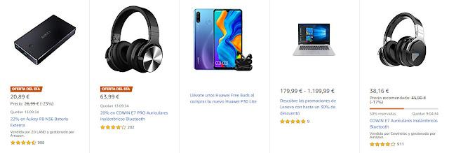 Ofertas Amazon 2 de abril de 2019