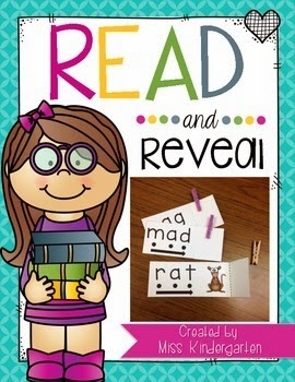 https://www.teacherspayteachers.com/Product/Read-and-Reveal-CVC-words-1681362