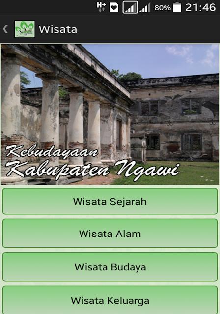 Source Code Gratis Siap Pakai Aplikasi Android Pariwisata