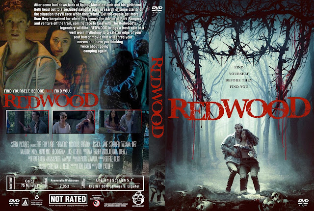 Redwood DVD Cover