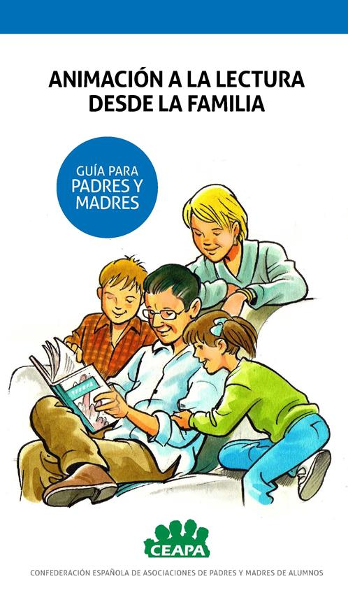 Animación a la lectura desde la familia