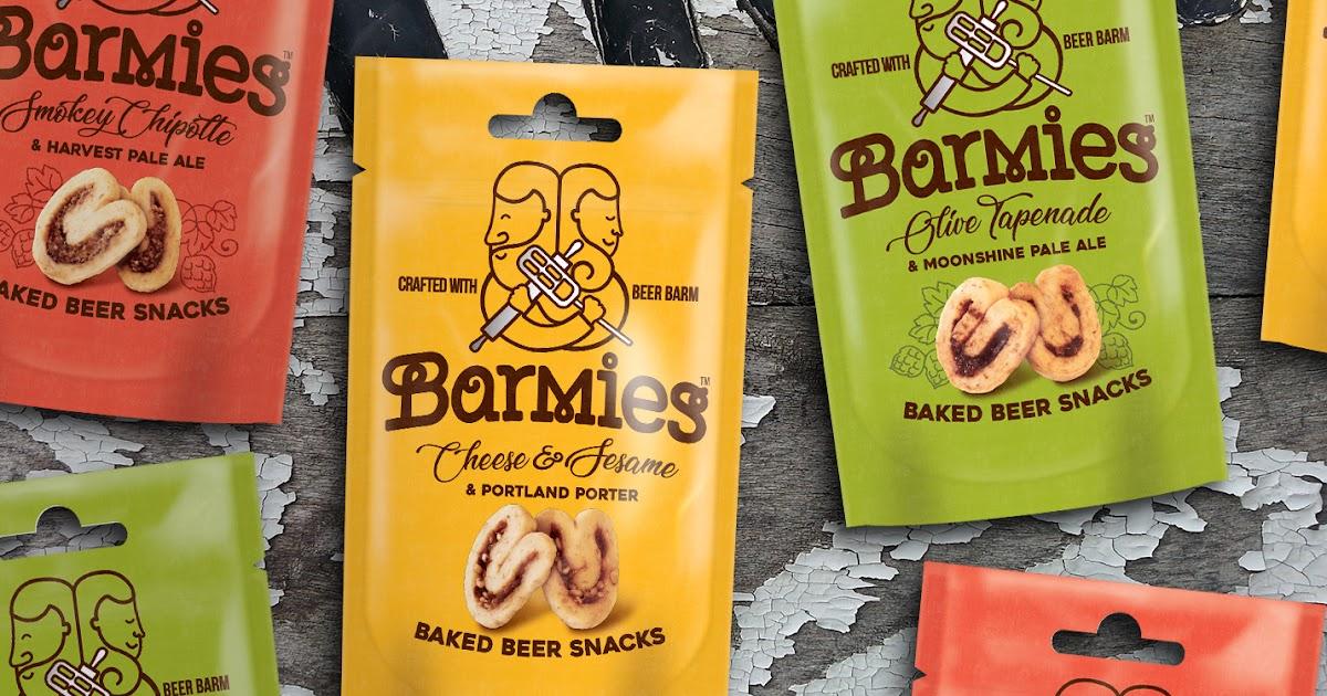 Barmies: Baked Beer Snacks