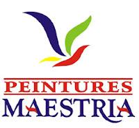 vente directe d'usine de peintures de la marque Maestria