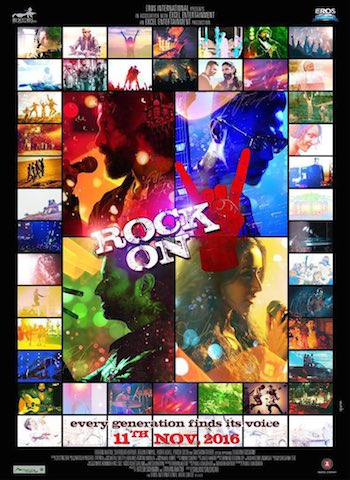 Rock On 2 2017 Hindi 720p DVDRip 1GB