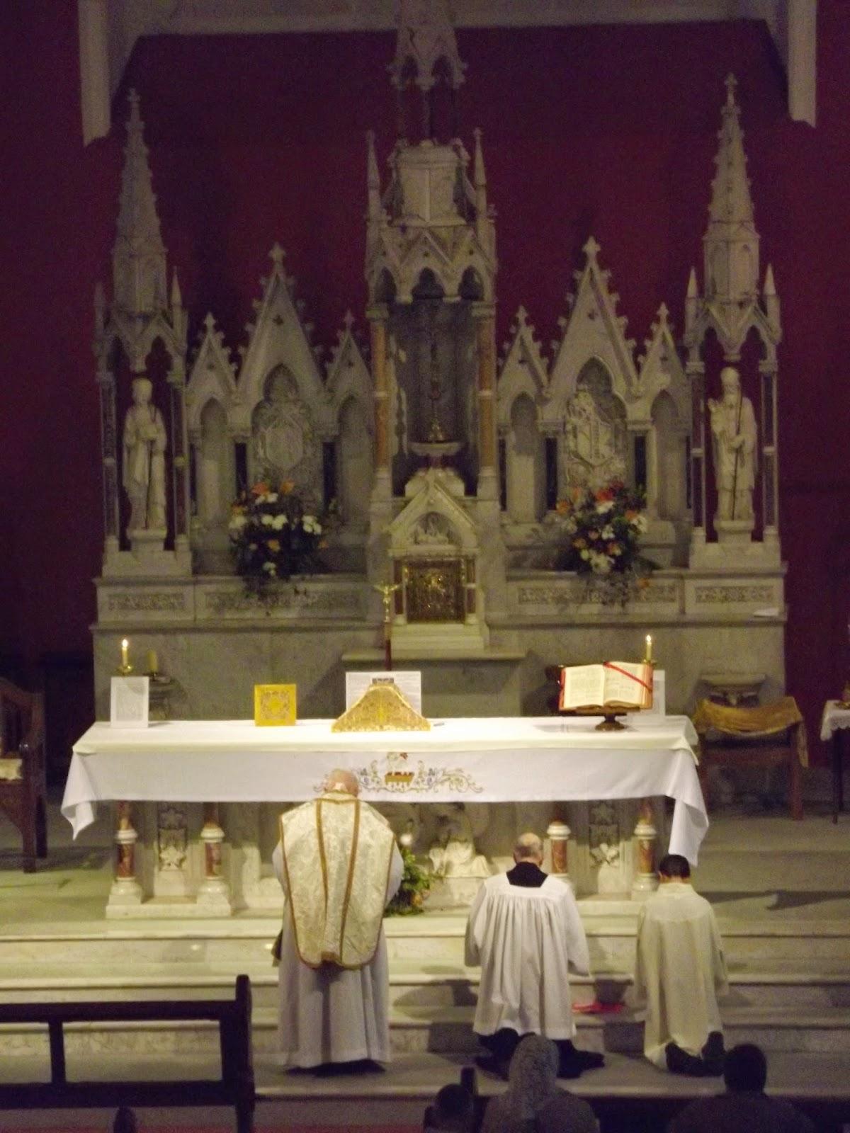 The Catholic Heritage Association Of Ireland Latin Mass