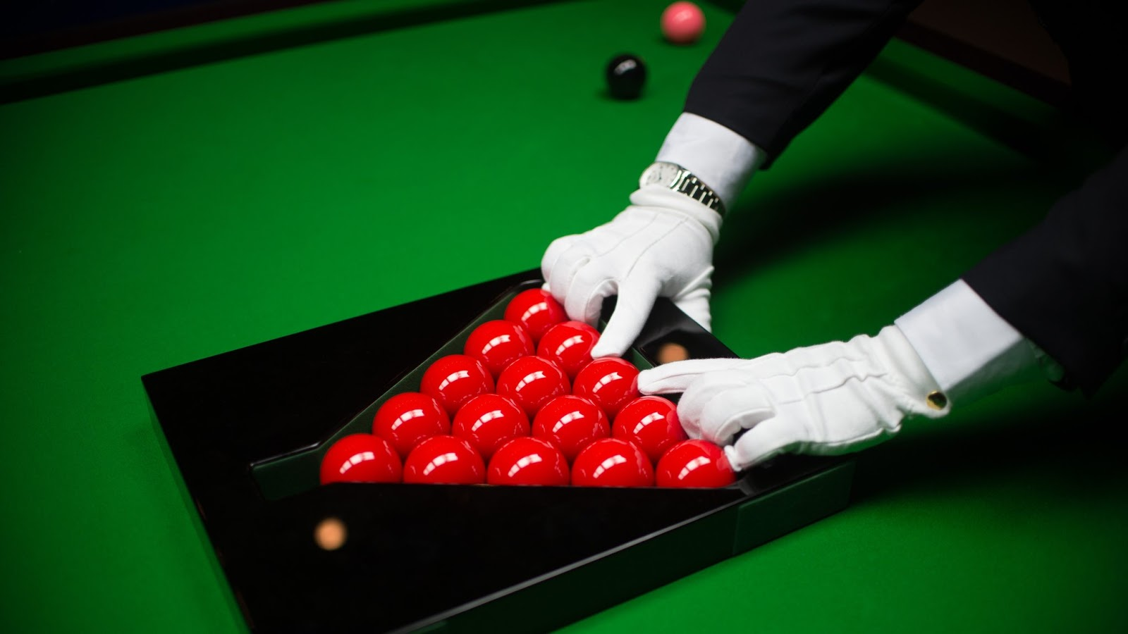 Championship world amateur snooker