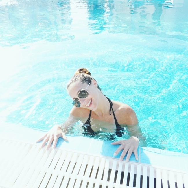 Jelena Zivanovic travel blogger