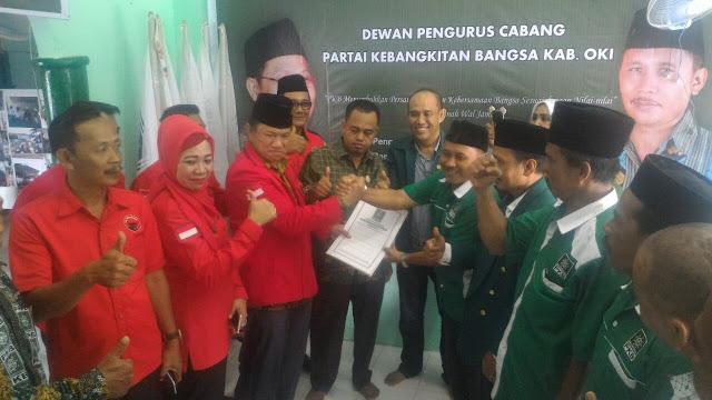 Kembalikan Formulir ke PKB dan Hanura, Abdiyanto Optimis Mendapat Dukungan