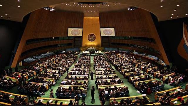 Sejarah Pendirian, Peranan, Asas dan Tujuan, Alat Kelengkapan serta Badan-Badan Khusus dibawah Organisasi Internasional Perserikatan Bangsa-Bangsa (PBB)