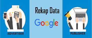 Google Melakukan Rekap Data.