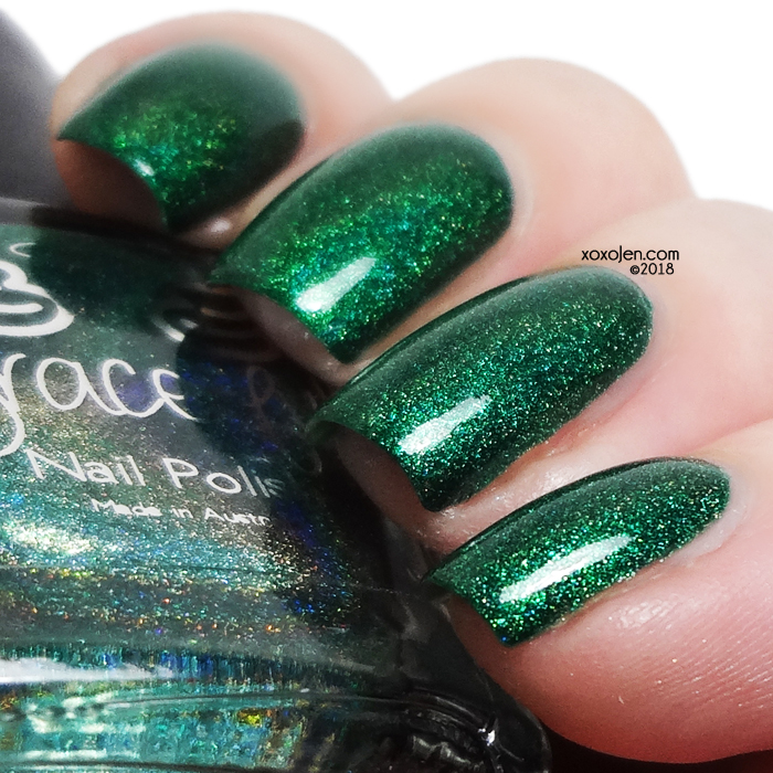 xoxoJen's swatch of Grace-full You Made Me Quiver