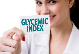 Low glycemic index foods