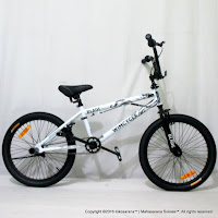 Sepeda BMX Freestyle Wimcycle Blade Dragon 20 Inci