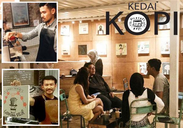 Kafe Filosofi Kopi Jakarta