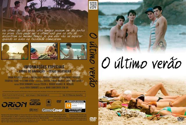Capa DVD O Último Verão [Exclusiva]