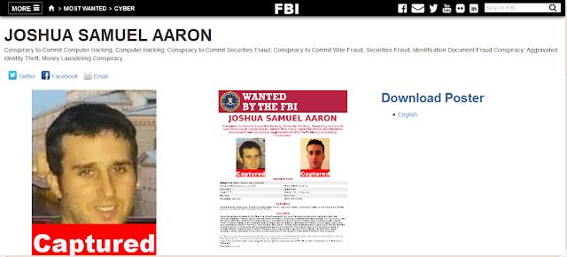 Hacker Paling Di Cari Oleh Interpol Dan FBI Akhirnya Tertangkap
