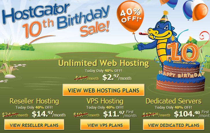hostgator,coupon code,promo code,offer,special discounts