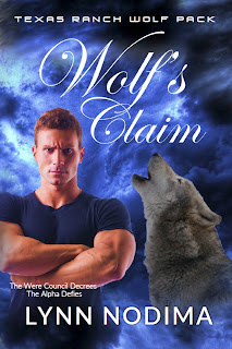 Wolf's Claim Book Cover