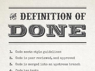 Scrum'da Definition of Done (DoD) Nedir? ve DoD Kriterlerindeki TEST Süreçleri