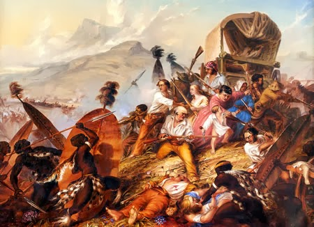 Boers and Bantu in South Africa