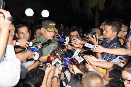 Panglima TNI: Keberadaan Sandera di Filipina Sudah Terdeteksi