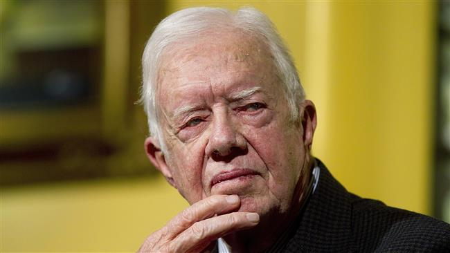 The United States has become more an 'oligarchy than a democracy': Jimmy Carter