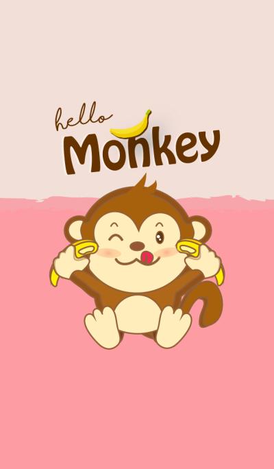Hello! Monkey