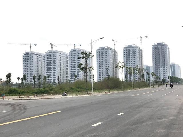 Chung cư B2.1 HH03 Thanh Hà