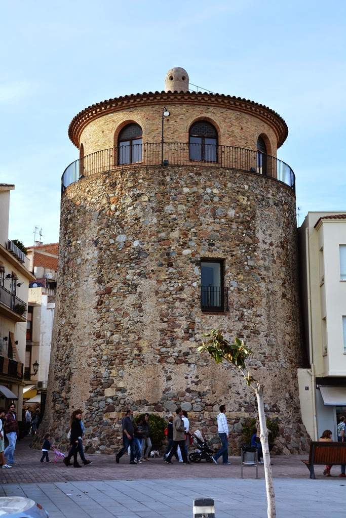 Cambrils tower