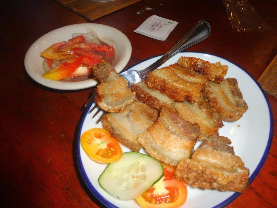 What to eat in Vigan? BAGNET