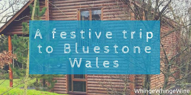 A festive trip to Bluestone Wales (pic: Skomer Lodge) and Kingdom of the Elves