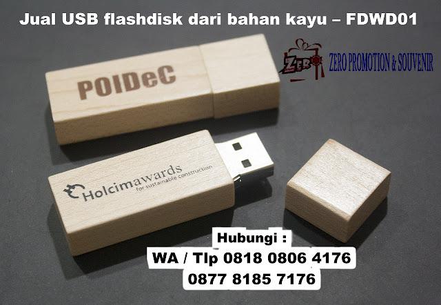 Flashdisk Kayu Kotak – FDWD01, USB flashdisk dari bahan kayu, Usb kayu kotak persegi fdwd01, Jual Flashdisk Kayu Kotak