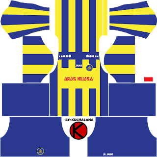 Pahang Kits 2017 | Dream League Soccer