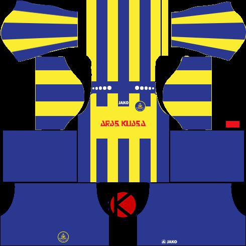 Pahang Kits 2017 | Dream League Soccer